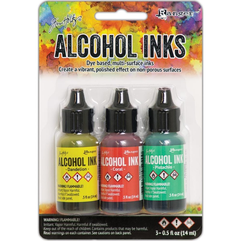 Alcohol Ink - Key West_74376