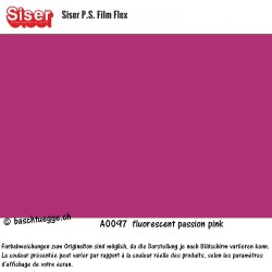 P.S. Film - fluorescent passion pink_74417