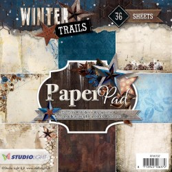 Winter Trails - Paper Pad_74480
