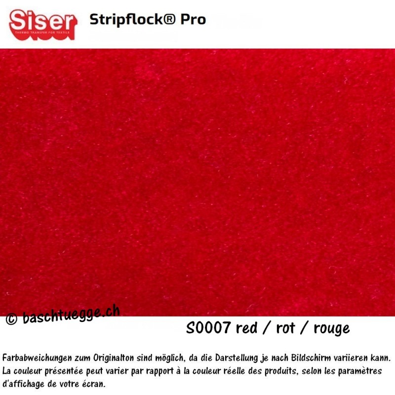 Stripflock Pro - red_74574