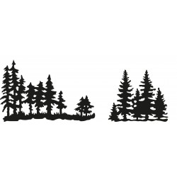 Tiny's pinetrees_74738