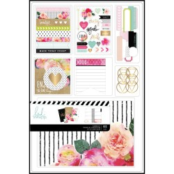 Heidi Swapp Undated Personal Planner Boxed Kit_74825