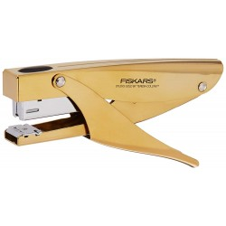 Heavy-Duty Gold Stapler By...
