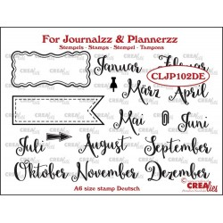 Journal & Planner: Wochentage_75330