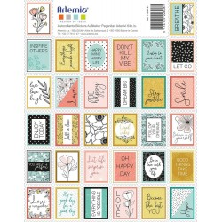 Stickers timbres - Good Vibes_75379