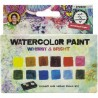 Watercolor Painting Set -...