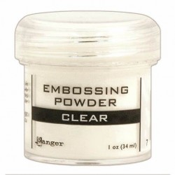 Embossing Powder - clear_75659