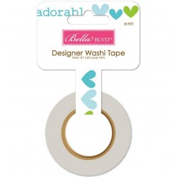 Cute Baby Boy Washi Tape - Love Him_757