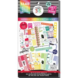 Value Pack Stickers - The Plan