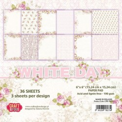 White Day - Paper Pad_75896