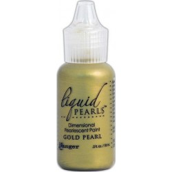 Liquid Pearls - Gold Pearl_7597
