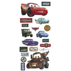 Disney Cars - Cardstock...