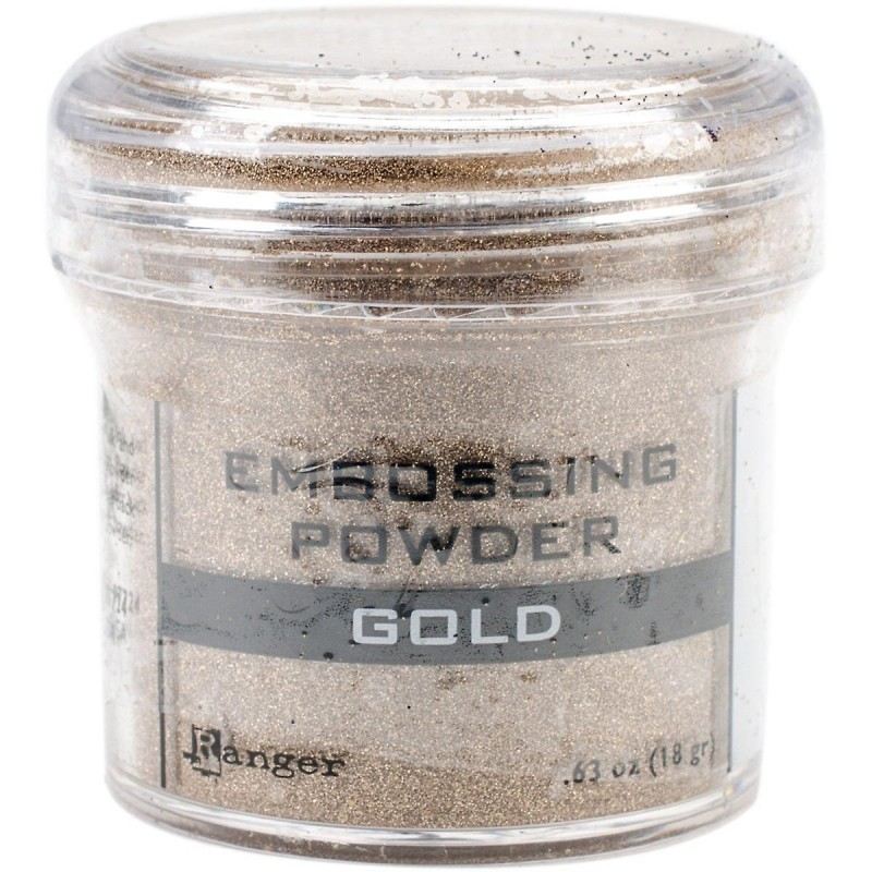 Embossing Powder - gold_76019
