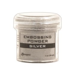 Embossing Powder - silver_76021