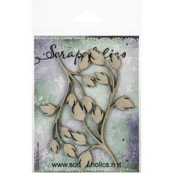 Laser Cut Chipboard - Whimsy Vine 3_76064