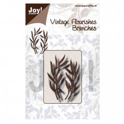 Vintage Flourishes Branches