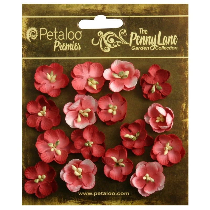 Penny Lane forget me not - antique red_76148