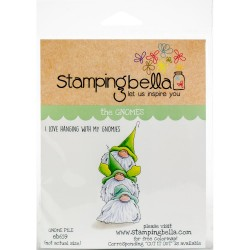 Gnome Pile - Cling Stamps_76383