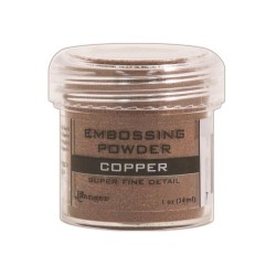 Embossing Powder - copper_76391