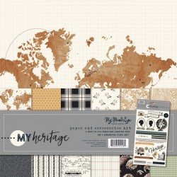 Heritage - Paper & Accessories Kit_76428