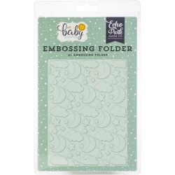 Good Night - Embossing Folder_76460