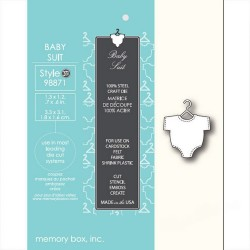 Baby Suit Craft Die_76482