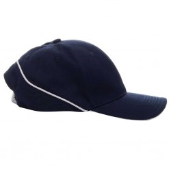 Caps Pilot- navy blue / grey_76658