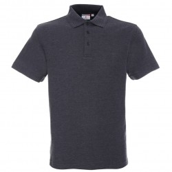 Polo Cotton - Dark Grey - M
