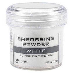 Embossing Powder - super fine white_76692