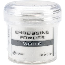Embossing Powder - white_76694