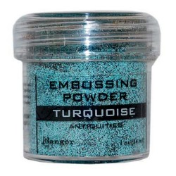 Embossing Powder - turquoise_76701