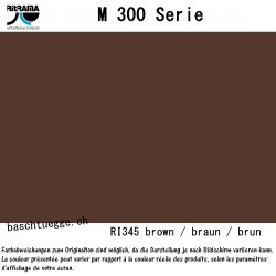 Vinylfolie matt M300 - brown_76906