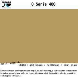 Vinylfolie glanz O Serie 400 - light brown_76915