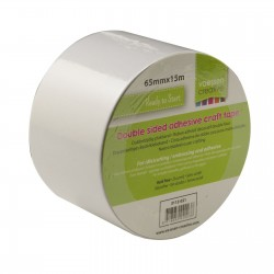 Double sided craft tape 6,5cm_76967