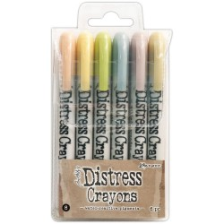 Distress Crayons Set 8_77120