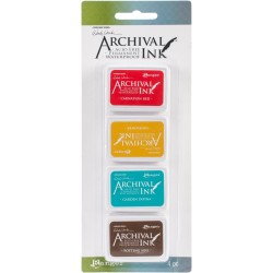 Wendy Vecchi Mini Archival Ink Pads - Set 1_77129