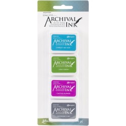 Wendy Vecchi Mini Archival Ink Pads - Set 2_77131
