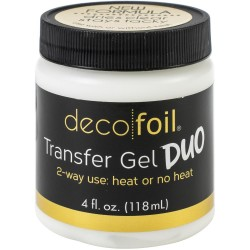 Deco Foil Transfer Gel Duo_77245