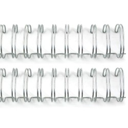 "Cinch Wires 3/4"" 2/Pkg - silver_77297"