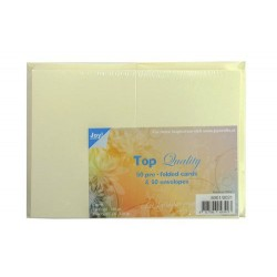 TOP Quality Cards and Envelopes A6 - cream_77512
