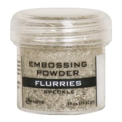 Embossing Powder -  Speckle - Flurries_77634