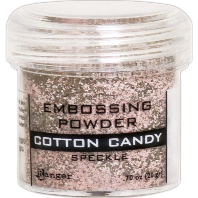 Embossing Powder -  Speckle - Cotton Candy_77636
