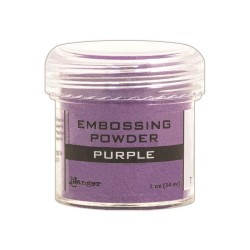 Embossing Powder - purple_77676