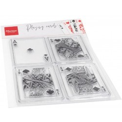Clear stamp - playing cards_77933