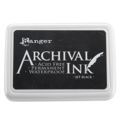 Archival Ink Inkpad - Jet Black_78128