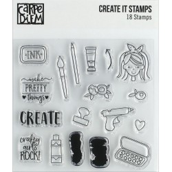 Clear Stamps - Create it_78189