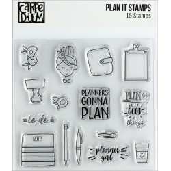 Clear Stamps - Plan it_78193