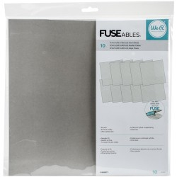 FUSEables Fuse Clear Sheets_78205
