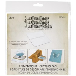 Big Shot Cutting Pad - Dimension_78222