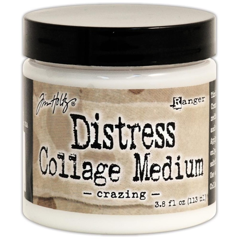Tim Holtz Distress Collage Medium - Crazing_78277